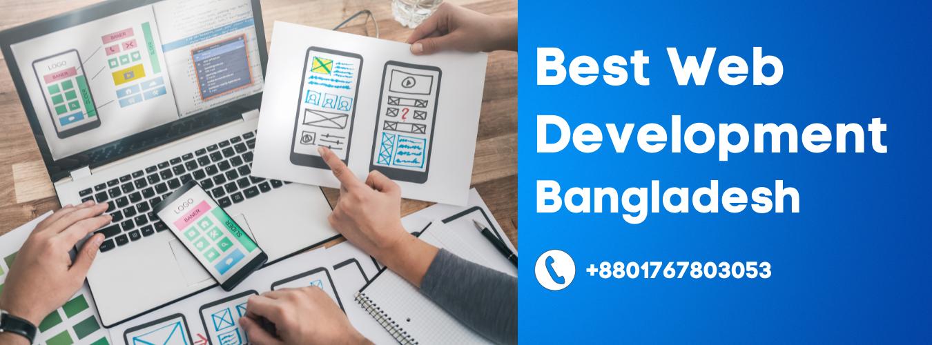 website development Bangladesh