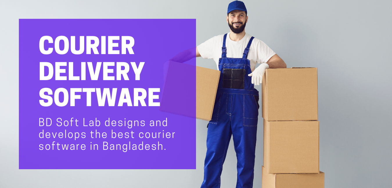 Courier Delivery Software Bangladesh